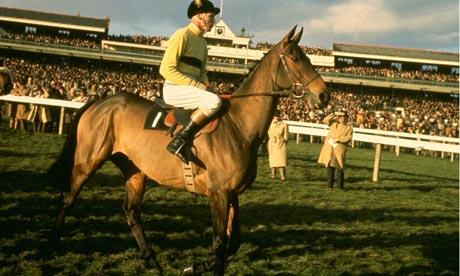 Arkle Hennessey 1965