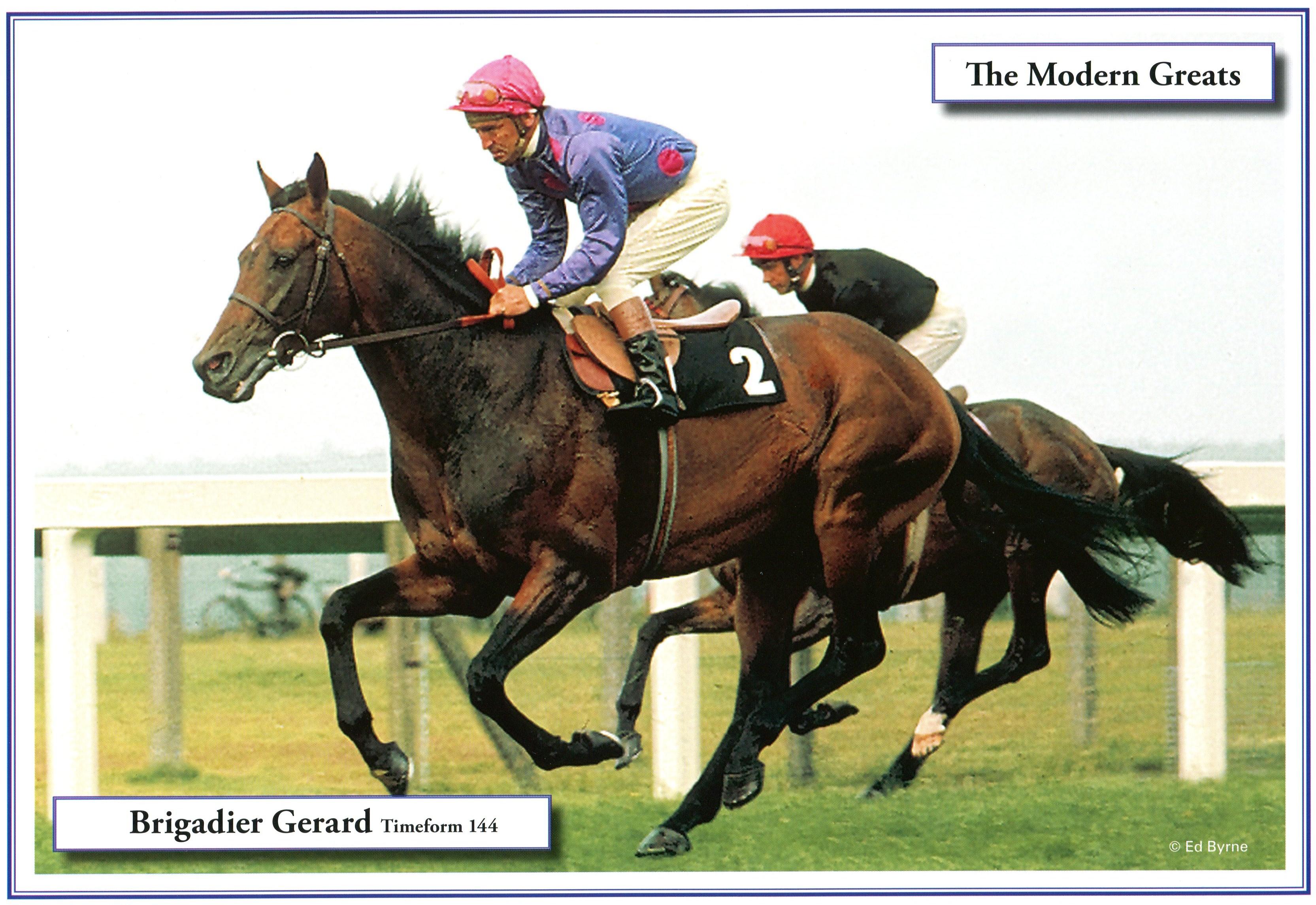 Brigadier Gerard